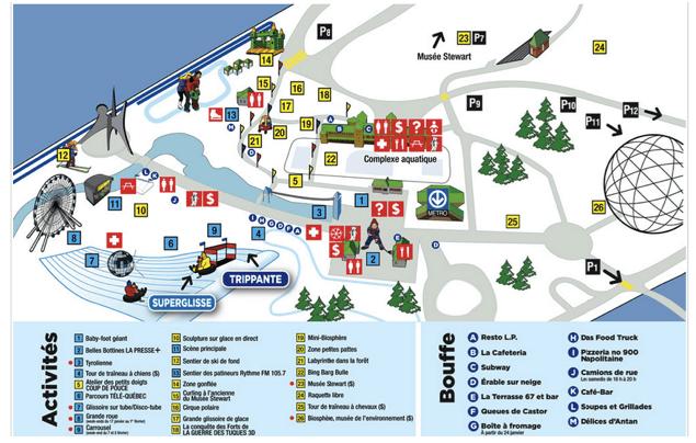 mtl winter fest map